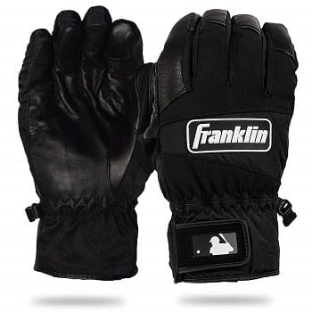 Franklin Sports Coldmax Outdoor Gloves