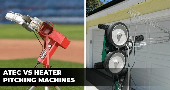 Atec Vs Heater Pitching Machines