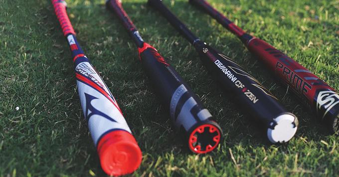 Four Baseball Bats