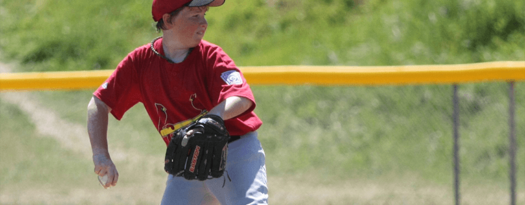 Baseball Throwing