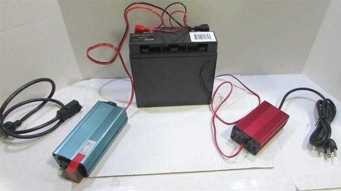 Pitching Machine Battery