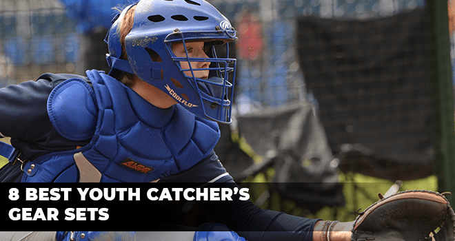 Best Youth Catcher's Gear Sets -
