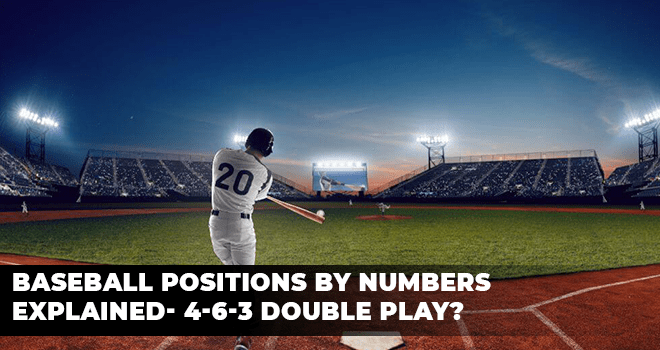 Baseball Positions by Numbers Explained- 4-6-3 Double Play
