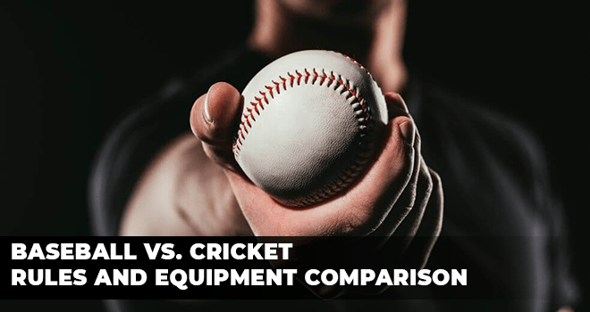 Baseball vs. Cricket Rules and Equipment Comparison