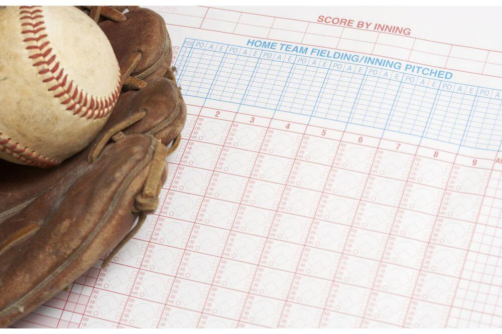 Best Baseball Scorebooks on a Budget