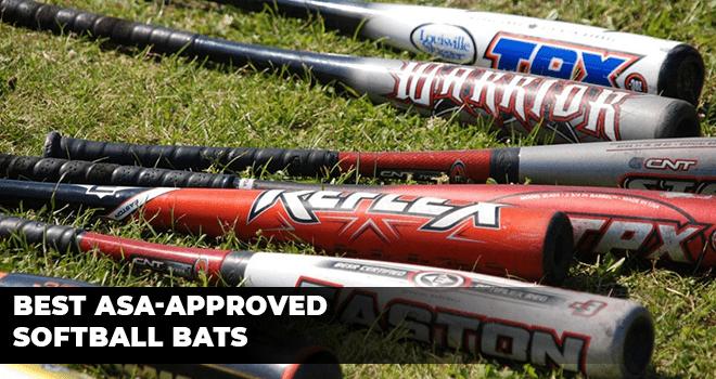 Best ASA-Approved Softball Bats -