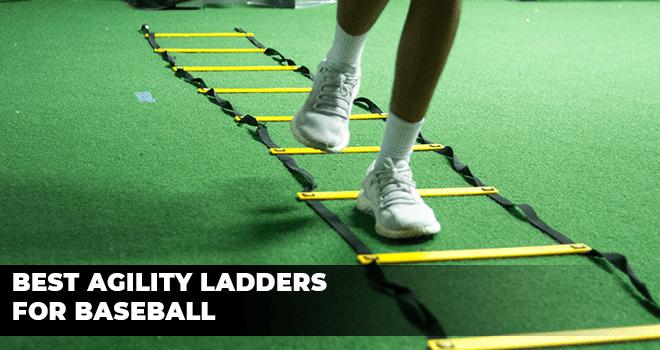 Best Agility Ladders for Baseball