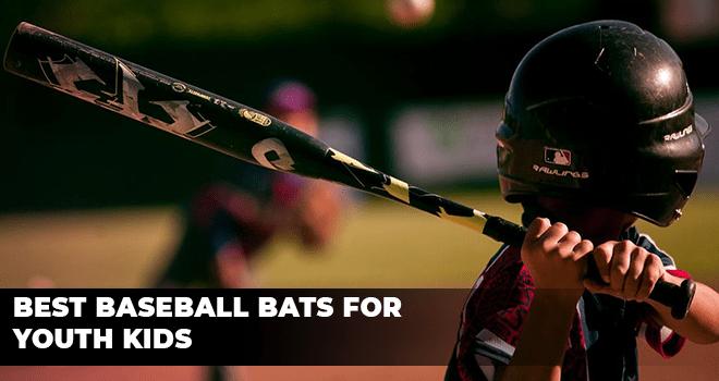 Best Baseball Bats for Youth Kids