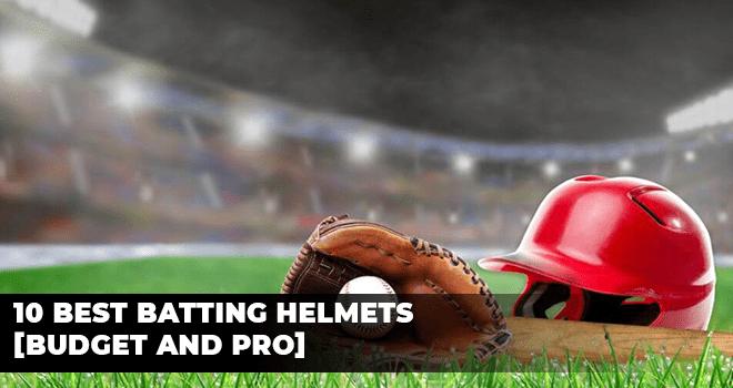 Best Batting Helmets, Budget and Pro