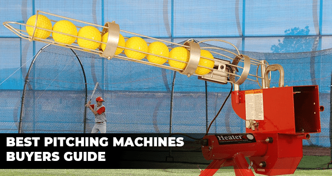 Best Pitching Machines Buyers Guide