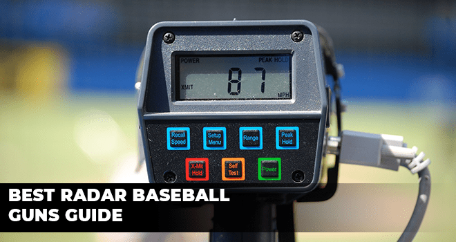 Best Radar Baseball Guns Guide