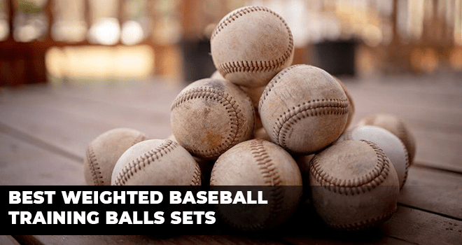 Best Weighted Baseball Training Balls Sets