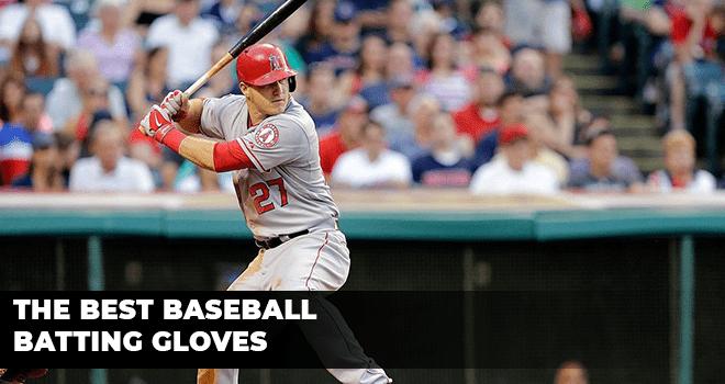The Best Baseball Batting Gloves
