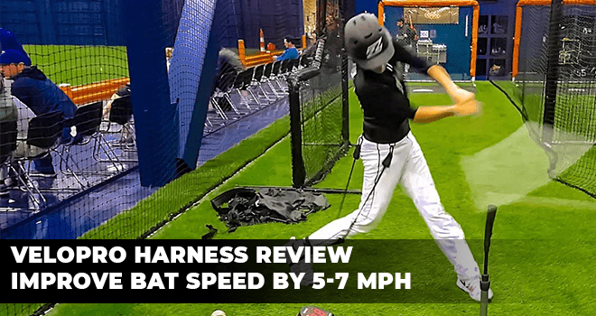 VeloPro Harness Review Improve Bat Speed By 5-7 MPH