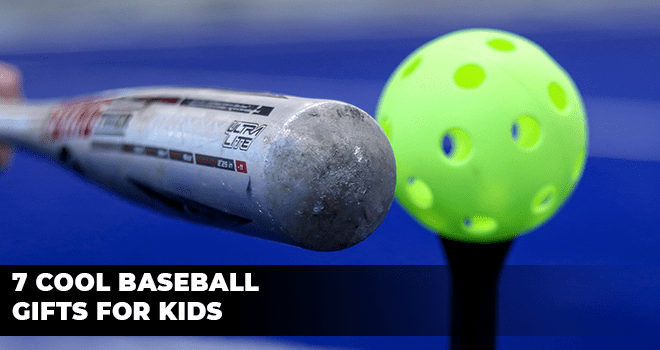 7 Cool Baseball Gifts for Kids