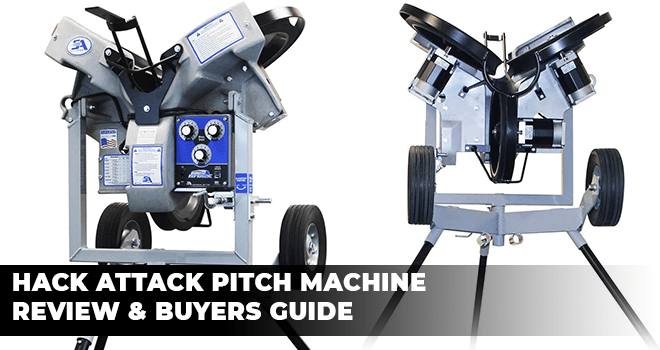Hack Attack Pitch Machine Review Buyers Guide